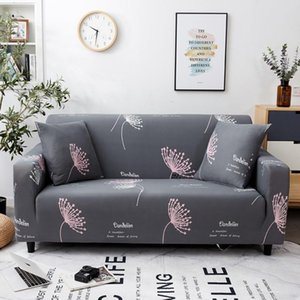 Chair Covers Modern Living Room Sofa Cover Furniture Protector Polyester Love Seat