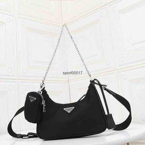 Nylon Hobos ss Clutch Handbag For Mini Pochette Crossbody Bag Key Pouch Women Bags