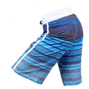 2021 Trunks Summer Men's Spandex Boardshort Phantom Quick Dry Board Shorts Bermuda Surf Beach Swimwear Short Homme