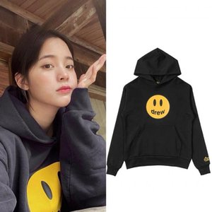 style face sweater Justin o'yang Nana same men's and women's high street casual loose Hoodie