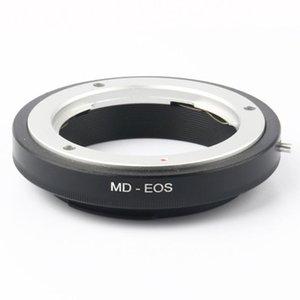 Minolta MD / MC lens gövdesi için MD-EOS adaptör halkası için yüksek hassasiyetli makro adaptöre