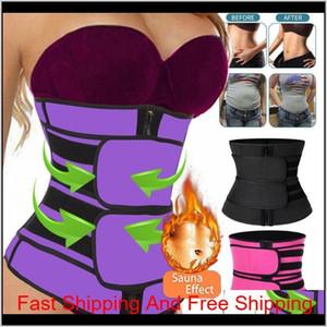Waist Trainer Women Slimming Sheath Tummy Reducing Shapewear Belly Shapers Sweat Body Shaper Sauna Corset Worko qylnAz lyqlove