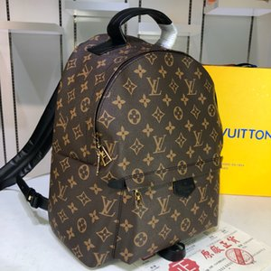 Louis Vutton Bag Backpack Style Presbyopia, yellow flower letter pack