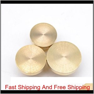 2.0cm,2.2,2.5cm,3.0cm Blank Wax Seal Brass Stamp Head Without Engraving Logo For Wax Seal Stamp Free Shippin qylLKP item_home