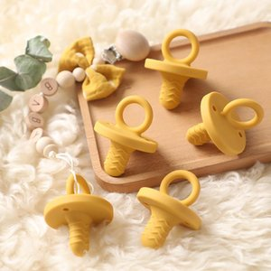 Pacifiers# 1PC Baby Pacifier Clip Personalized Silicone Nipple Holder Feeding Safe Eco-friendly Cartoon Dummy Clips