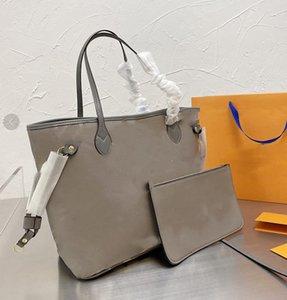2021 Estilo caliente - Bolsa de diseño de lujo Bolsa de compras impresa con un elegante versátil 32 cm