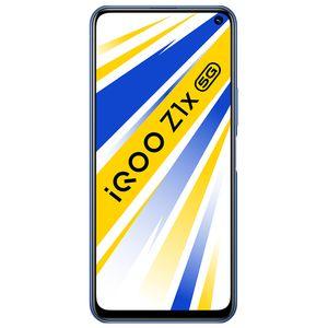 Original IQOO Z1X 5G Mobile Phone 8GB RAM 128GB ROM Snapdragon 765G Android 6.57
