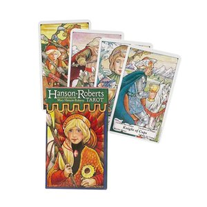 NEW Hanson Roberts English Playing Tarot Oracles Card Deck Board Game for Personal Use Divination Fate