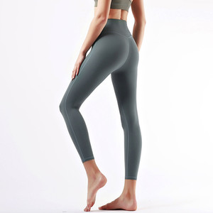 womens yoga pants High Waist Sports Raising Hips Gym Wear yoga lu leggings yoga pants leggings yogaworld women workout fitness Full Tights