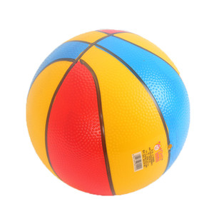 Free shipping child kindergarten Inflated Bounce ball Painted basketball large Ball kindergarten gift toy pvc inflatable ball