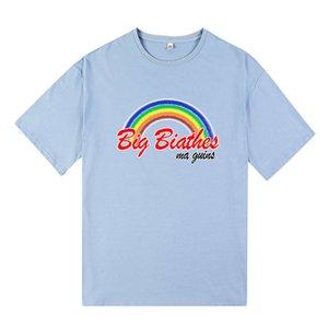 917 Yeni Yaz Yarım Tişört Gevşek Gelgit Marka Rahat Beş Kollu Erkek Giyim