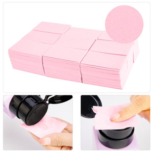 1PACK Lint-Free Wipes Wipes Wafkins Nail Polish Remover Gel Napic Wipes Nail Cutton Pads Makeure Pedicure Gel Tools