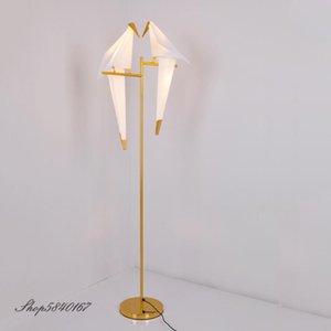 Nordic Bird Lamp Floor Light Led Designer Standing Lamps for Living Room Art Deco Bedroom Lamps Stand Light Modern Floor Lamp