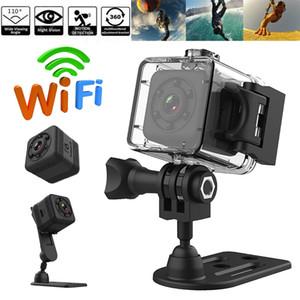 SQ29 IP Telecamera HD WiFi WiFi Small Mini Camera Camer Camp Video Sensor Night Vision Videocamera impermeabile Camcorder Micro Telecamera DVR Motion