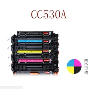 For HP CC530A CE410A CRG318 418 Color Toner Cartridge CP2025N CP2025dn CP2025x M375nw M451dn M451nw  M451dw M475dn