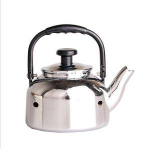 creativo metálico tetera encendedores té té aparatos electrodomésticos butano a prueba de viento fumar cigarrillos encendedores sin gas