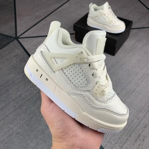 2021 NEW 4 VI Basketball Boots Children Boy Girl Kid youth Basketball sports shoes skate sneaker size EUR24-35