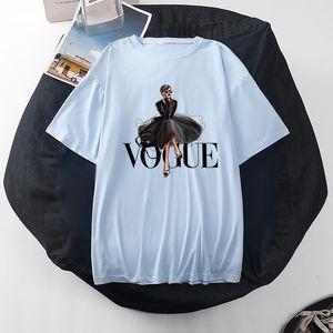 Women's T-Shirt 2021 New Summer Tops S-3XL Crew Neck Short sleeve loose T-shirt women's simple women's wholesale