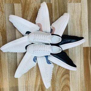 Kadın 2021 Erkekler Stil Moda Beyaz Hakiki Deri Toptan Tarzı Rahat Ayakkabılar Sneaker En Kaliteli Kutusu Ile