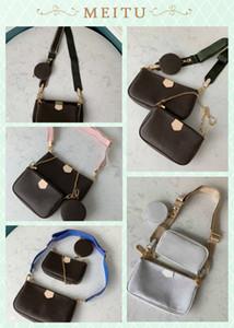 Hot Ultimi borse di lusso di moda, borse da uomo e donne, borse, zaini, zaini, borse a tracolla, confezione in vita. Waist.Wallet. Top Quality M44823.