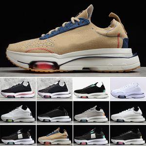 Vente chaude Nouveau Zoom Type N.354 Menta Black Summit Chaussures blanches Hommes Femmes Zoomx des Chaussures Mens Sports Sport en plein air Sneakers