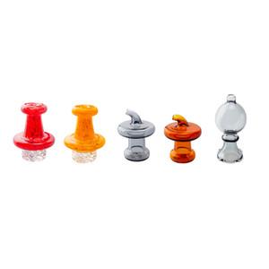 Love_e_cig CSYC CA038-CA040 OD 30mm 27mm 26mm 3 Models Glass Carb Cap Glass Bong Tool Smoking Pipes Acessory Quartz Banger Nail Carb Cap