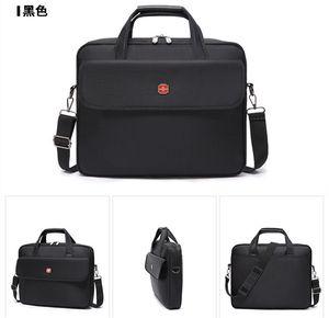 2021 Gentleman business office leisure business bag Oxford cloth laptop bag shoulder portable waterproof high quality
