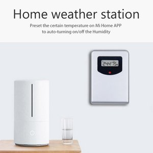 Smart Home Control Digital Temperature Humidity Wireless Sensor Meter Hygrometer Electronic Thermometer Parts Accessories