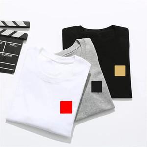2021 Mode Herren T-Shirt Tees Polos Sommer Kurzarm Top European American Beliebte Druck T-Shirt Männer Frauen Paare Hohe Qualität
