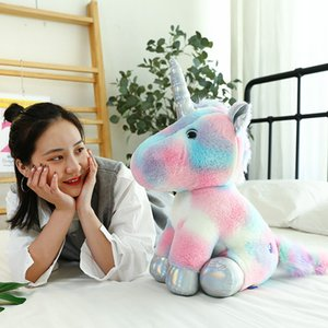 35cm unicorn Plush Toys Stuffed Animals Dolls Plush Toy Cute unicorn Doll Kids Toy Doll Soft Plush Toy Birthday Gifts