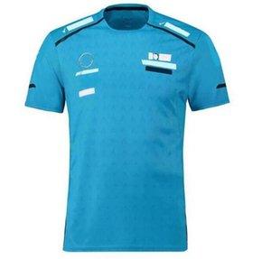 F1 Racing Kurzarm T-Shirt Auto Arbeitskleidung Formel One Custom Sommer