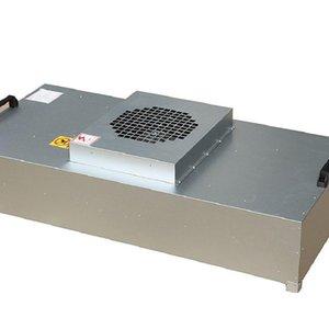 Air Purifiers 220V Purifier 1175*575 FFU Fan Filter Machine Laminar Clean Shed High Efficiency
