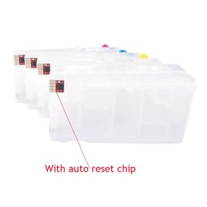 Ink Refill Kits Refillable Cartridge For 711 With Resettable Chip DesignJet T120 T520 Inkjet Printer 711XL