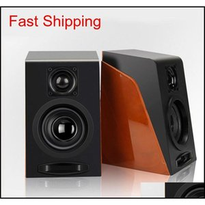 High Quality Fashion Mini 950 Subwoofer Restoring Ancient Ways Desktop Small Computer Pc Speakers With Usb 2.0 & 3.5Mm Interface 706E8 Ctq9R