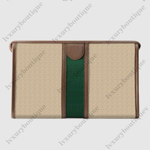 Ophidia Toiletry Case Clutch Bag 598234 Travel Washing Room Makeup Cosmetic Pouch 28.5cm Women Beauty Bags