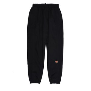 2021 New Nylon Sweatpants Uomo Donna 1: 1 Stagione di alta qualità 6 Pantaloni Pantaloni Mesh Waterproof Jogger Casua Pants 7tsw