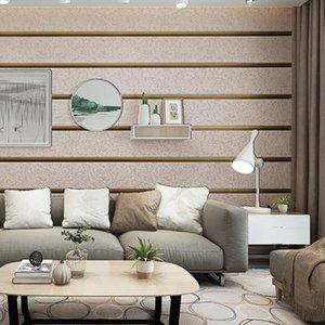 Non tessuto moderno semplice wide wallpaper wallpaper ispessita imitazione deerskin wallpaper camera da letto soggiorno soggiorno 3D u94