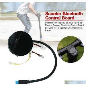 Suitable For Segway Es2 es1 es3 es4 Electric Scooter Bluetooth Control Board Bt Card No. 9 Scooter Lin jllTUB warmslove