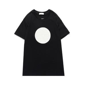 남자 티셔츠 편지 인쇄 새로운 짧은 소매 유행 여름 탑 티셔츠 패션 캐주얼 티셔츠 여성 의류 멋진 액티브 스포츠 실행 핫 2021