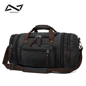 Duffel Bags Mongar Men Outdoor Waterproof Sports Fitness Gym Bag Leisure Yoga Shoulder Large Capacity Nylon Portable Travel