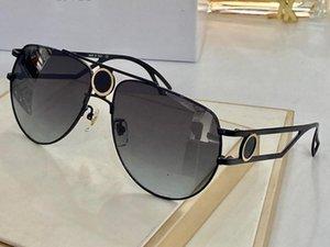 Son Satış Popüler Moda 22250 Kadın Güneş Gözlüğü Erkek Güneş Erkekler Güneş Gözlüğü Gafas De Sol En Kaliteli Güneş Gözlükleri UV400 Lens