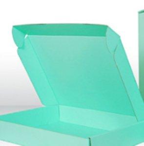 20 stücke 15 * 15 * 5cm Bunte Rosa Grün Schwarz Kraftpapier Karton Papier Box Karton Wellpappe Expressverpackung GGA4253