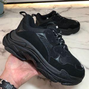 Coppia Parigi Pelle vera pelle vecchia scarpe traspirante 2021 New Winter Poused Solied Aumenta Scarpe casual sportive Scarpe casual