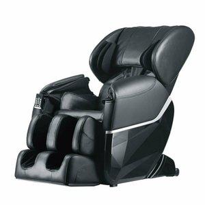 New Electric Full Body Shiatsu Massage Chair Recliner Zero Gravity w Heat 77 GWF5054