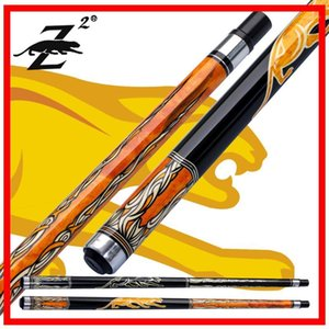 PREOAIDR 3142 Z2 Pool Cue Billiard Stick 11.5mm 12.75mm Tips with Joints Protection 2 Colors Black 8 Professional 20191