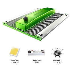 Bestva LED تنمو ضوء 1000W FIRPRUM كامل Samsung Quantum Board LM301B يعني جيدا سائق عكس الضوء مصباح للنباتات تنمو خيمة
