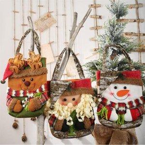 Партии поставляет рождественские украшения конфеты подарок туалетные сумки оптом детские праздничные подарки