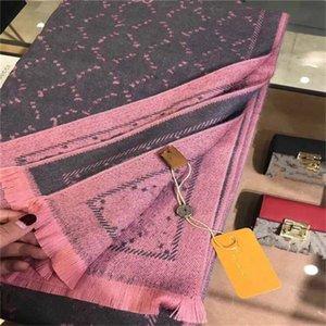 2021 дизайнерские шарфы зимние шарф женские одеяло плед шарф женские шали и шарфы теплые женщины короткие кисточки Tippet Echarpe de Femme
