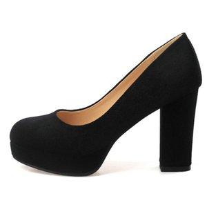 Zapatos de vestir ZAWSTHIA FEMENINO DE LA PUNTUACIÓN REDONDA DE LA PUNTUACIÓN DEL TOE TEJORAL DE LA OFICINA DE LA OFICINA DE LA OFICINA DE LA OFICINA DE LA OFICINA BODA DE NOMBRES PARA LAS MUJERES STILETTOS TALLER PLOS 42 43