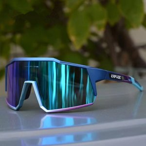 Cycling glasses Polarized Men women Outdoor Mountain Cycling Goggles Bicycle Eyewear Road Bike Protection Glasses Windproof Sport Sunglasses